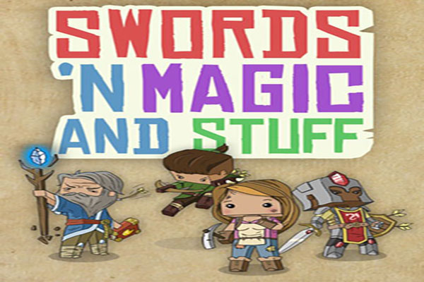 دانلود بازی Swords n Magic and Stuff