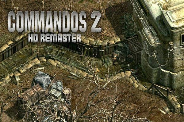 فهرست اچیومنتهای بازی Commandos 2 – HD Remaster