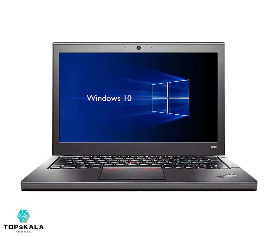 لپ تاپ استوک لنوو مدل Lenovo ThinkPad X250 - کانفیگ B