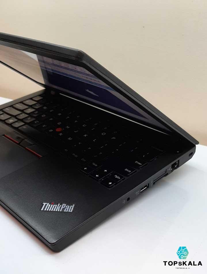 لپ تاپ استوک لنوو مدل Lenovo ThinkPad X250 با مشخصات Intel Core i7 5600U - intel HD 5500 دارای مهلت تست و گارانتی رایگان/ محصول Lenovo سال 2015 - 2016
