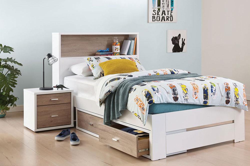 تخت خواب یک نفره اسپرت