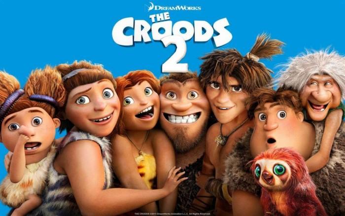 معرفی انیمیشن دیدنی: غارنشینانThe Croods 2 2020