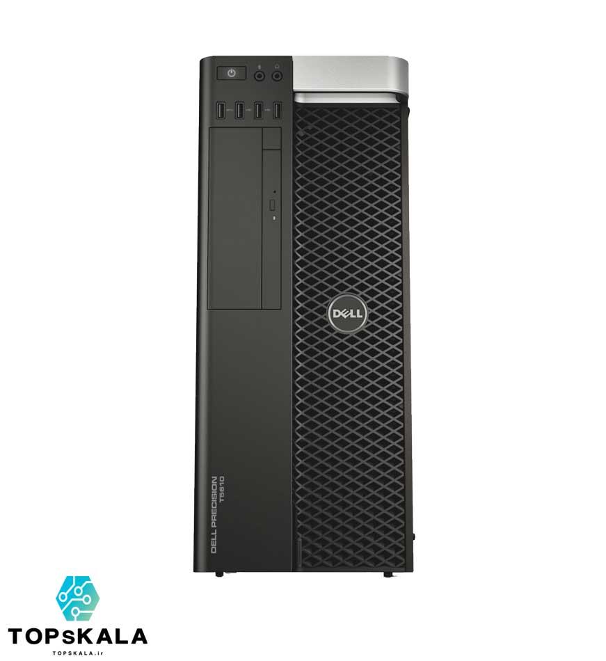 کامپیوتر استوک دل مدل Dell T5610 WorkStation - کانفیگ B