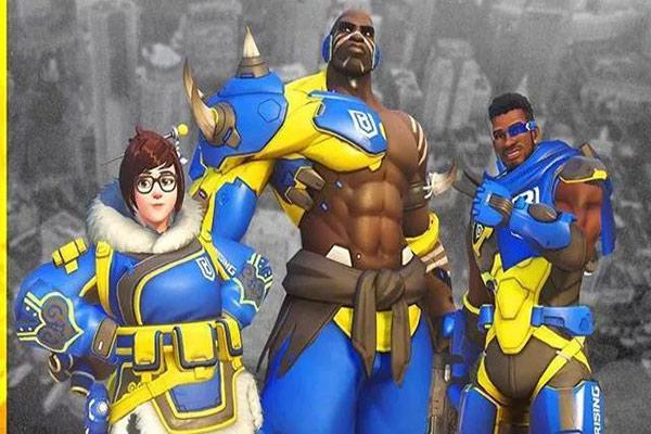 Overwatch League VP