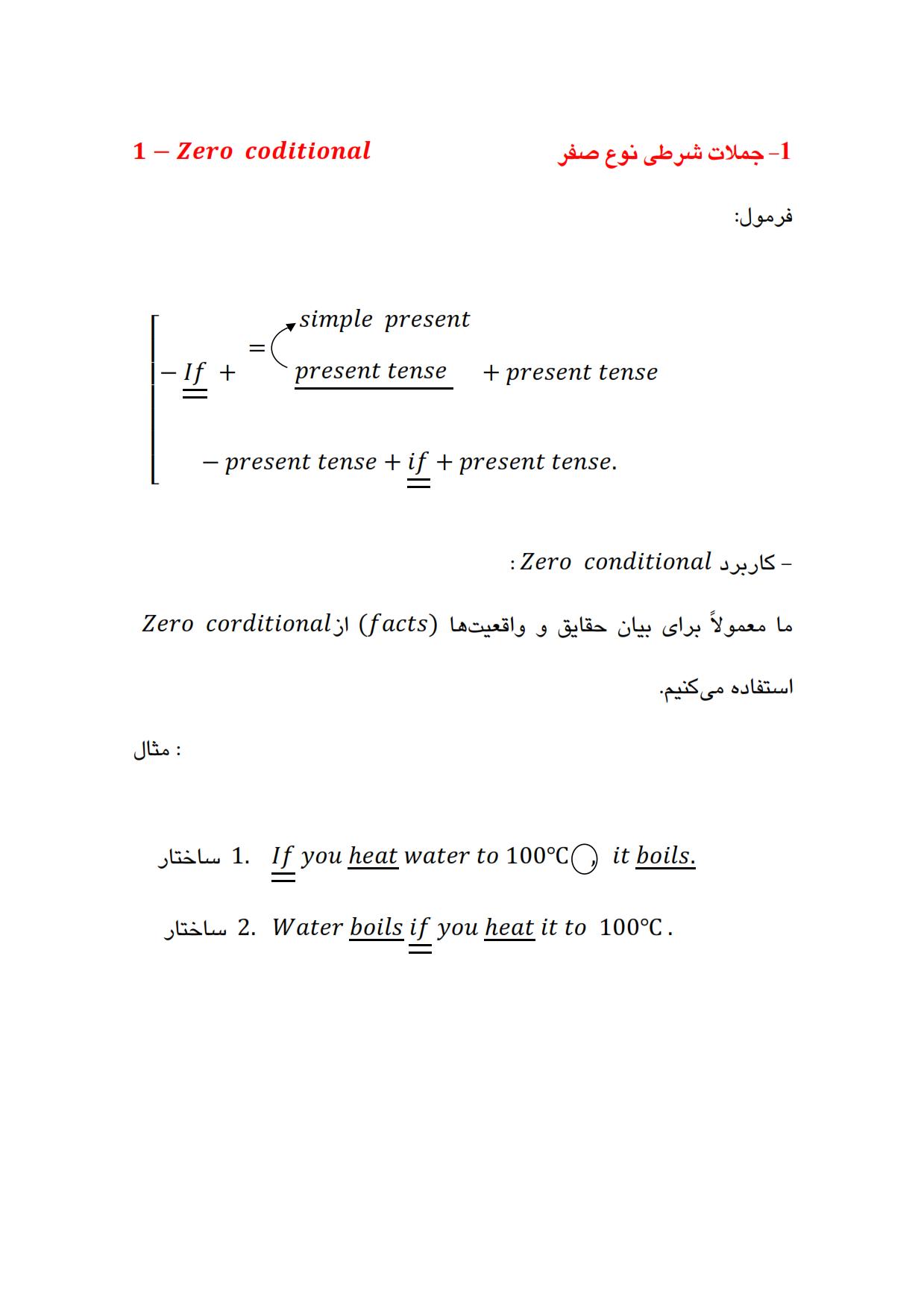 دانلود مجموعه آموزش کامل گرامر زبان انگیسی به زبان ساده و سریع همراه با مثال ها کتاب pdf کنکور دبیرستان دوازدهم یازدهم