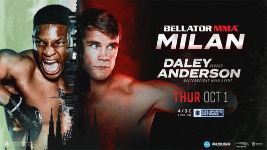 دانلود مسابقات بلاتور  247 |   Bellator 247: Daley vs. Anderson