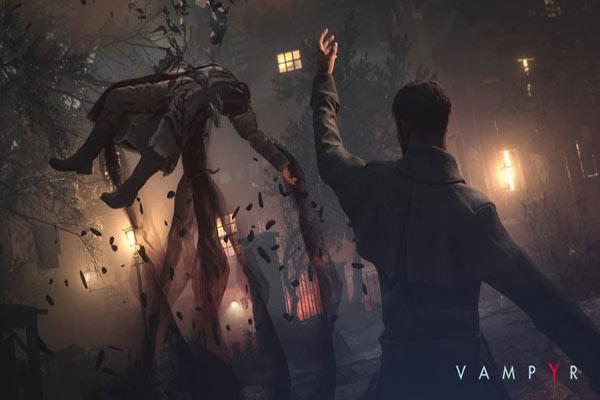 فهرست تروفیهای بازی Vampyr